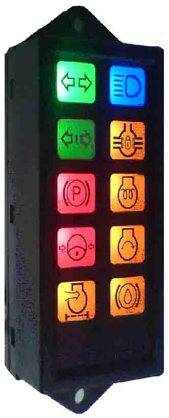 Блоки индикаторов БИ8112.3803