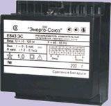 Е 843 ЭС Преобразователь измерительный напряжения переменного тока