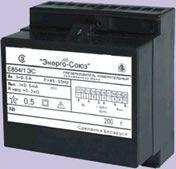 Е 854 ЭС Преобразователи измерительные переменного тока