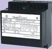 Е 855 ЭС Преобразователи измерительные напряжения переменного тока