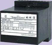 Е 858 ЭС Преобразователи измерительные частоты переменного тока