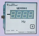 ЦД 9258 Щитовые цифровые измерительные преобразователи частоты переменного тока