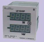 ЦЛ 9249 Щитовые цифровые измерительные преобразователи мощности переменного тока