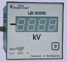 ЦВ 9255 Щитовые цифровые измерительные прелбразователи напряжения переменного тока