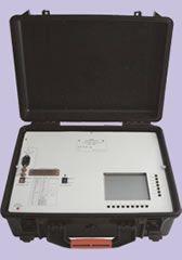 ЦУ 849 Установка переносная поверочная преобразователей активной и реактивной мощности переменного тока