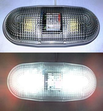 Светильник светодиодный для ЖКХ - СЭМ-2-220