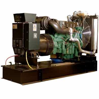 Дизель генератор Welland WV325