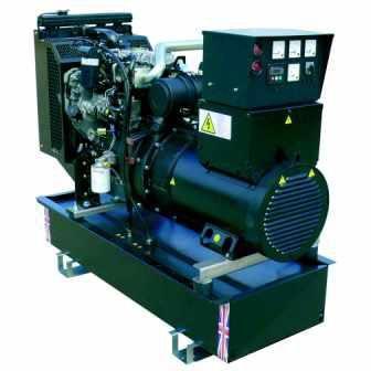 Дизельный генератор Welland WP60