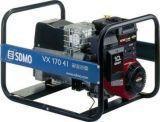 Сварочный генератор SDMO VX 170/4l
