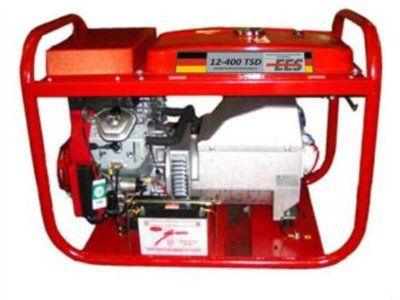 Электростанция бензиновая EES ABP 12-T400 LH-TSD ( АБП 12-Т400/230 ВХ-БСГ )