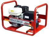 Сварочный генератор EES ASPBW 220-6,5/3,5-T400/230 LH ( АСПБВ 220-6,5/3,5-Т400/230 ВХ )