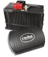 Инвертор вентилируемый Outback Power GVFX3048E общего назначения, с возможностью добавления мощности в нагрузку.