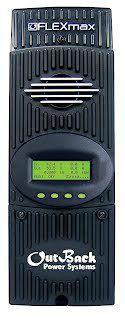 Контроллер заряда аккумуляторов Outback Power FLEXmax 80 (FM80)
