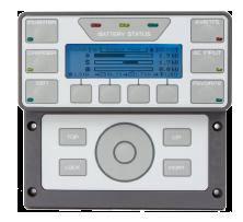 Системный контроллер Outback Power MATE-3s