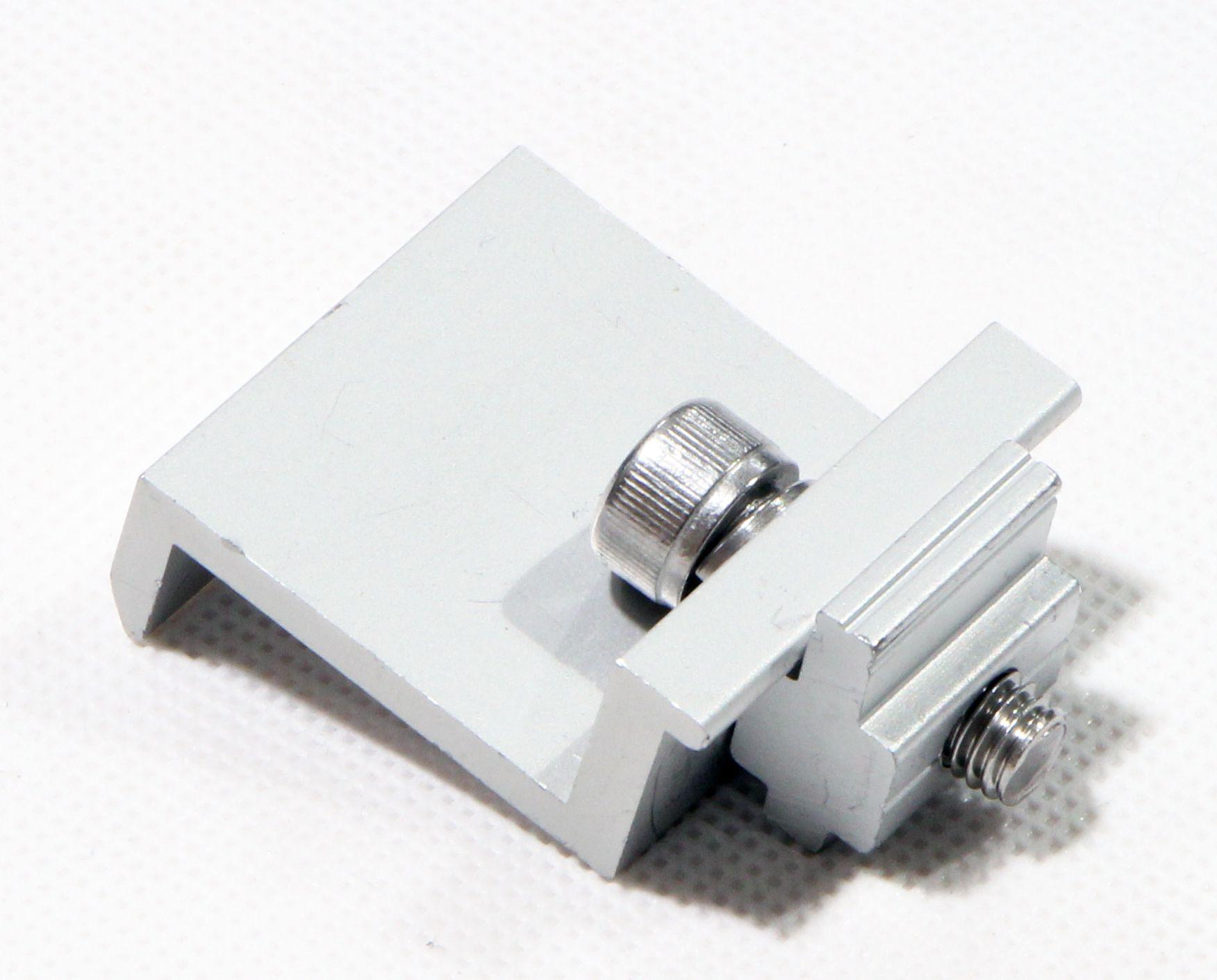Боковой фиксатор для солнечных батарей толщиной 35-40-45-50 мм