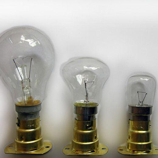 Лампа накаливания железнодорожная ЖС 12-25