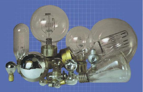 Лампа накаливания прожекторная ПЖ 220-500