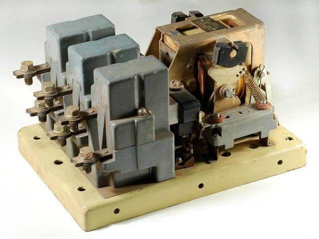 Контактор электромагнитный КМ-2334