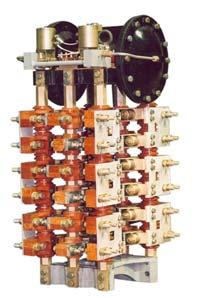 Электропневматический переключатель ППК-8023