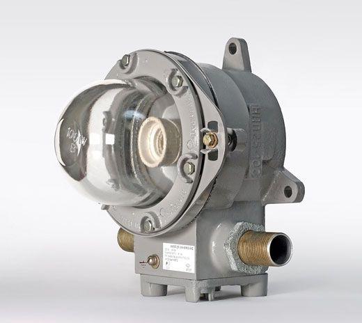 Накладной взрывозащищенный светильник НПП 25-100 ОМ1