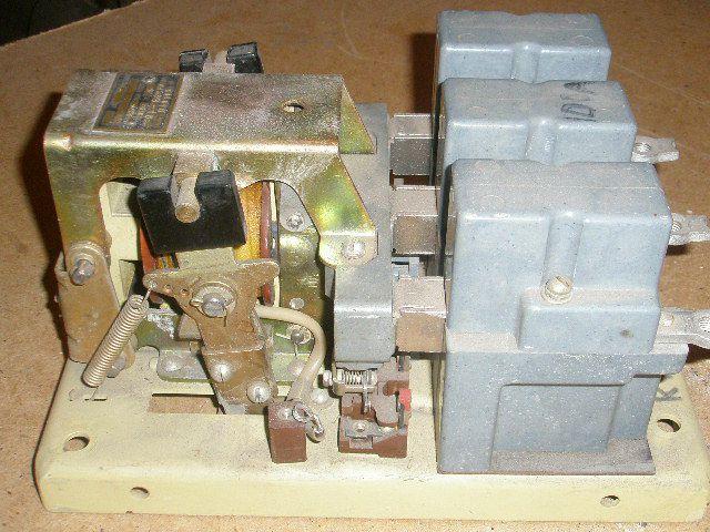Контактор КМ-2312-16 50А/380В