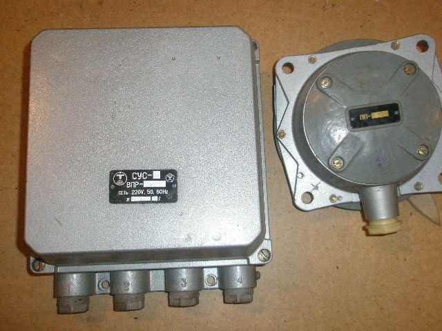 сигнализатор уровня СУС-11-1