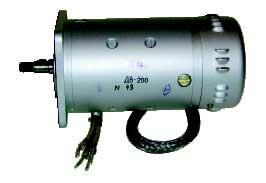 Двигатель постоянного тока ДВ-200