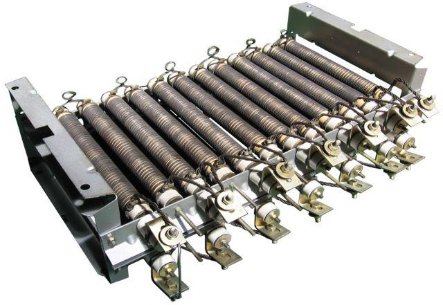 Блок резисторов БРП ИРАК434.332.004