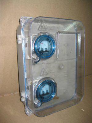 Ящик защитный для трехфазного счетчика (ЯЗПУ-3