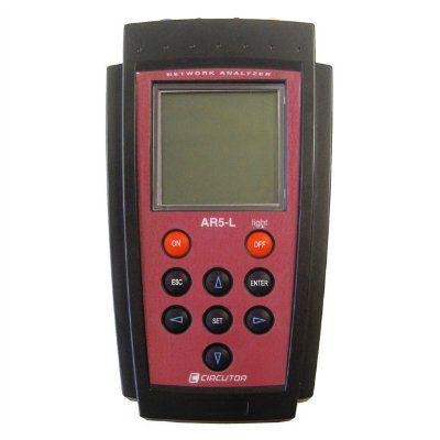 Портативный анализатор электроэнергии Circutor AR.5L