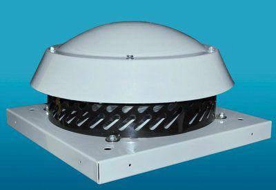 Вентилятор крышный с горизонтальным выбросом воздуха ВRF250