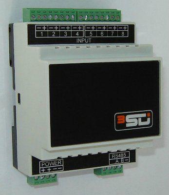 Счетчик импульсов Modbus (RS485)