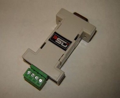 Конвертер 1Wire - RS485 (Modbus RTU)