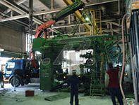 Разрывная машина УММ-10 (Р-10, МР-100)