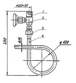 Отборное устройство 16-200-ст20-МУ