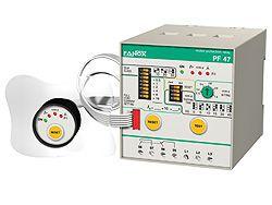 Реле защиты электродвигателей и электрогенераторов FANOX