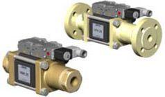 Коаксиальные клапаны MULLER Co-ax серии VSV-M/VSV-F