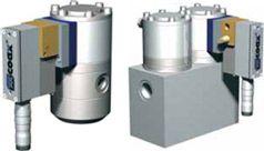 Коаксиальные клапаны MULLER Co-ax специального назначения PCD