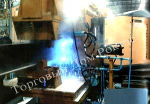 Линия для производства электросварных труб профильного сечения высокочастотной сваркой