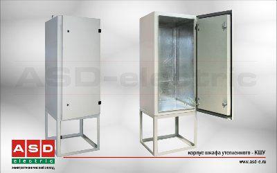 КШУ 1200х600х600 корпус шкафа утепленного IP54