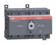 Реверсивный рубильник 1SCA105338R1001 (OT63F3C) до 63 ампер