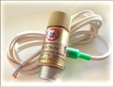 Подогреватель углекислого газа ПУЗ-70-50М