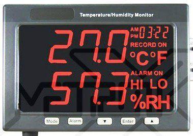 Регистратор влажности и температуры воздуха HygroLiner HTL-50