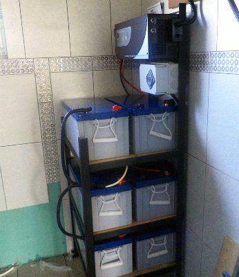 Система резервного электроснабжения MUST EP3024 мощность 3000 ватт.