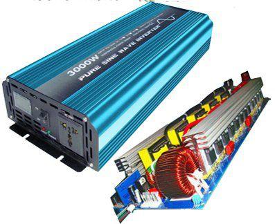 Инвертор GK Power 2000 ватт 24 вольт с дисплеем