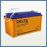 Аккумулятор AGM. Delta DTM 12-120