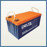 Аккумулятор гелевый. Delta GX 12-200