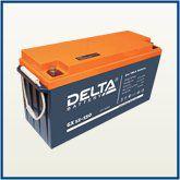 Аккумулятор гелевый. Delta GX 12-150