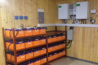 Шнайдер Электрик CONEXT XW 8548. Резервное электроснабжение дома. Номинальная мощность 7 кВт. Характеристики на сайте компании