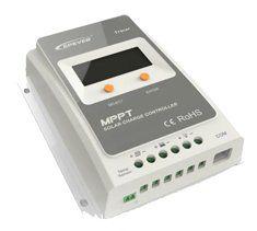 Контроллер заряда EP Solar Tracer 3210A, 30A, 12/24В, max.100В
